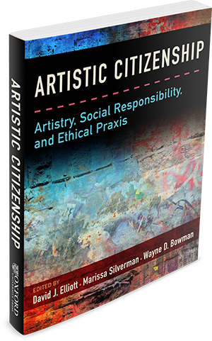 Artistic Citizenship Book Cover